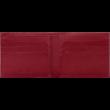 MONTBLANC Sartorial bőr tárca 6cc, piros, díszdobozban