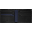 MONTBLANC Meisterstück UNICEF bőr tárca 8cc, fekete, díszdobozban