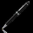 MONTBLANC MEISTERSTÜCK LEGRAND PLATINUM LINE golyóstoll (Platina alkatrészekkel), díszdobozban
