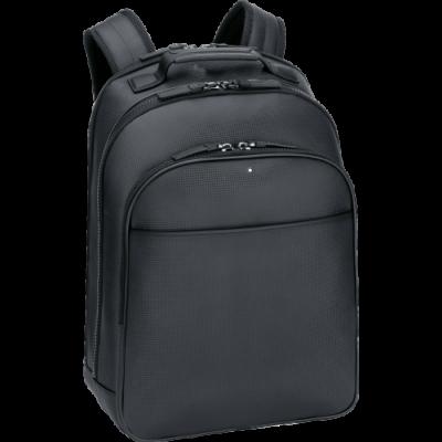 MONTBLANC Extreme bőr hátizsák, fekete