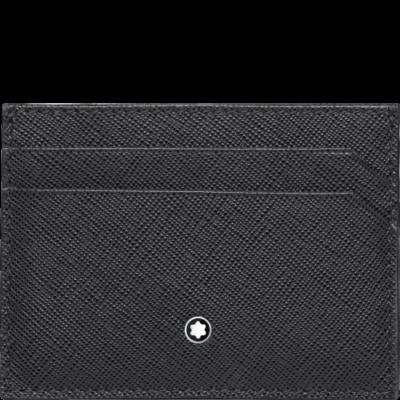 MONTBLANC Sartorial bőr kártyatartó 5cc, díszdobozban