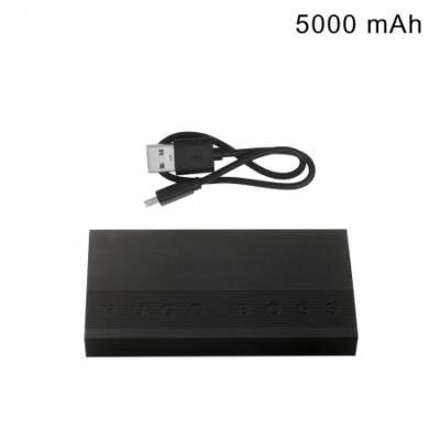 Hugo Boss Edge Black power bank