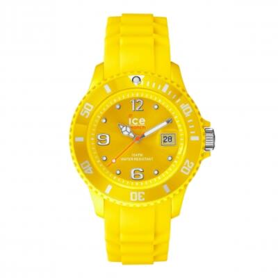 Ice Watch Forever sárga, közepes méret, díszdobozban