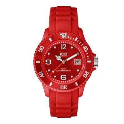 Ice Watch Forever piros, közepes méret, díszdobozban