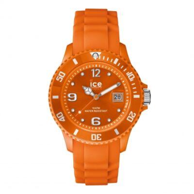 Ice Watch Forever narancs, közepes méret, díszdobozban