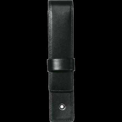 Montblanc bőr tolltartó 1 tollhoz, díszdobozban