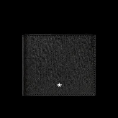 Montblanc  Sartorial 8cc bőr pénztárca, díszdobozban
