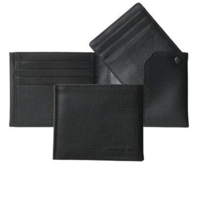 Cerruti Steel bőr pénztárca, díszdobozban
