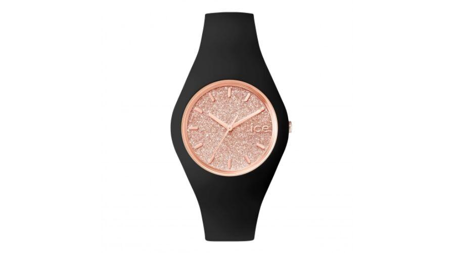 Kép 1 4 - Ice Watch Glitter fekete rose gold 6f2c03d0a0