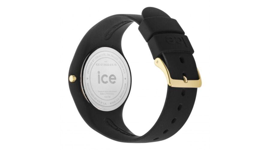 Ice Watch Glitter fekete arany 080a99556e