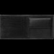 MONTBLANC Westside 4cc tárca aprópénztartóval, fekete, díszdobozban