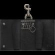 MONTBLANC Westside kulcstartó, fekete, díszdobozban