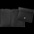 MONTBLANC szett (kétféle bőr kártyatartó), díszdobozban