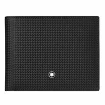 MONTBLANC Extreme 2.0 fekete tárca 6cc, díszdobozban