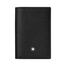 MONTBLANC Extreme 2.0 fekete kártyatartó, díszdobozban