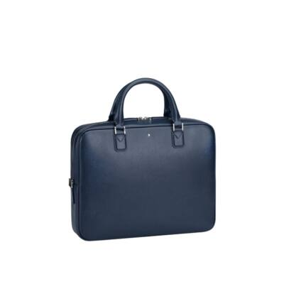 MONTBLANC Sartorial Document Case Slim Indigo kék
