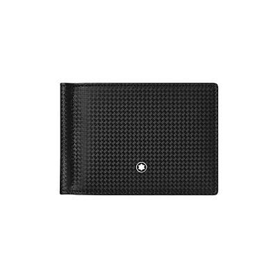 MONTBLANC Extreme 2.0 fekete tárca 6cc