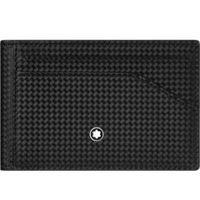 MONTBLANC Extreme 2.0 fekete tárca, díszdobozban