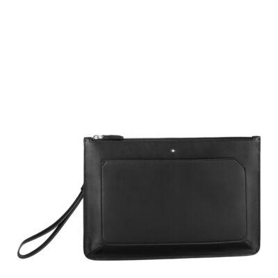 MONTBLANC Meisterstück Urban fekete zipzáras táska
