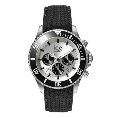 Ice Watch steel Black karóra, nagy méret, díszdobozban