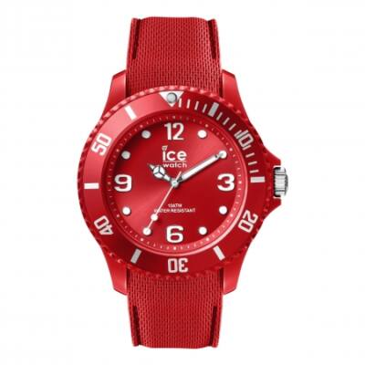Ice Watch Sixtynine piros, közepes méret, díszdobozban