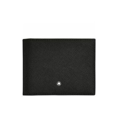Montblanc  Sartorial 4cc bőr pénztárca (pénzcsipesszel), díszdobozban