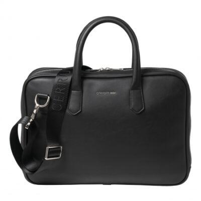 CERRUTI Zoom Black computer táska