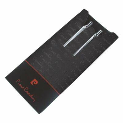 Pierre Cardin Amour chrome tollkészlet (golyóstoll+töltőceruza),papírtasakban